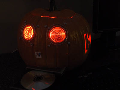Pumpkin PC