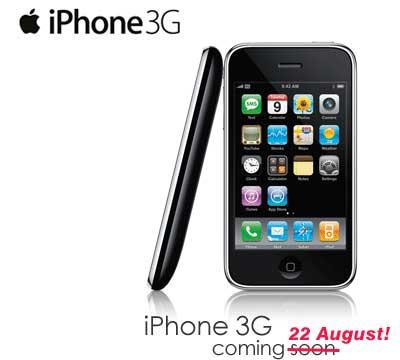 iPhone In Singapore