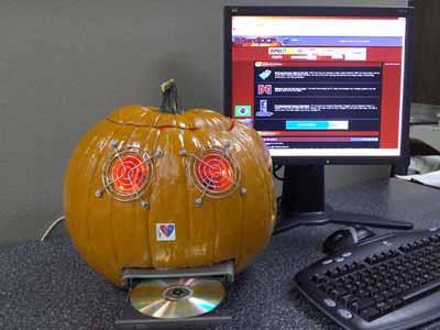 Pumpkin PC