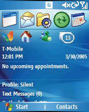 Smart Phone UI